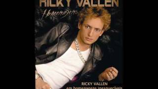 Ricky Vallen -- Dizem Que Eu Mudei (She Can`t Save Him)