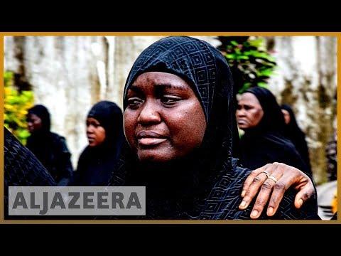 Liberia fire kills dozens of children at religious school