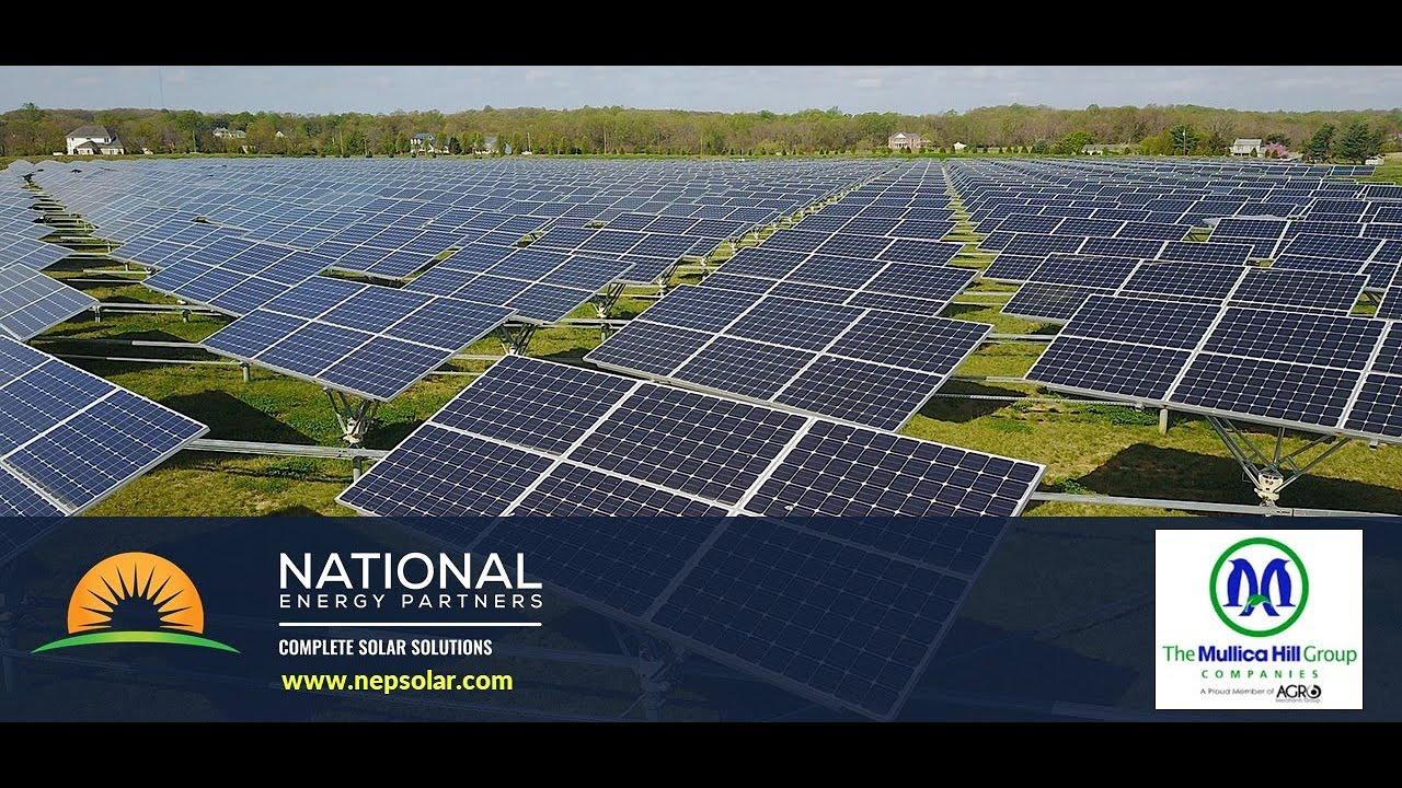 Mullica Hill Cold Storage Solar Project