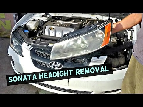 Hqdefault on Hyundai Sonata Headlight Bulb Replacement