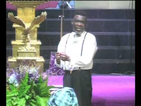BISHOP ABRAHAM CHIGBUNDU - DEALING WITH THE SPIRIT OF AFFLICTION - PART 1 - VOL 4