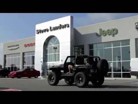 1 for commercial steve landers chrysler dodge jeep ram in little rock arkansas youtube. Black Bedroom Furniture Sets. Home Design Ideas