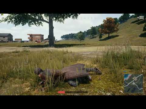 Player Unknown's Battlegrounds - I Avoid Combat