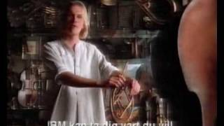 COMMERCIAL IBM Solutions for a Small Planet (1996)