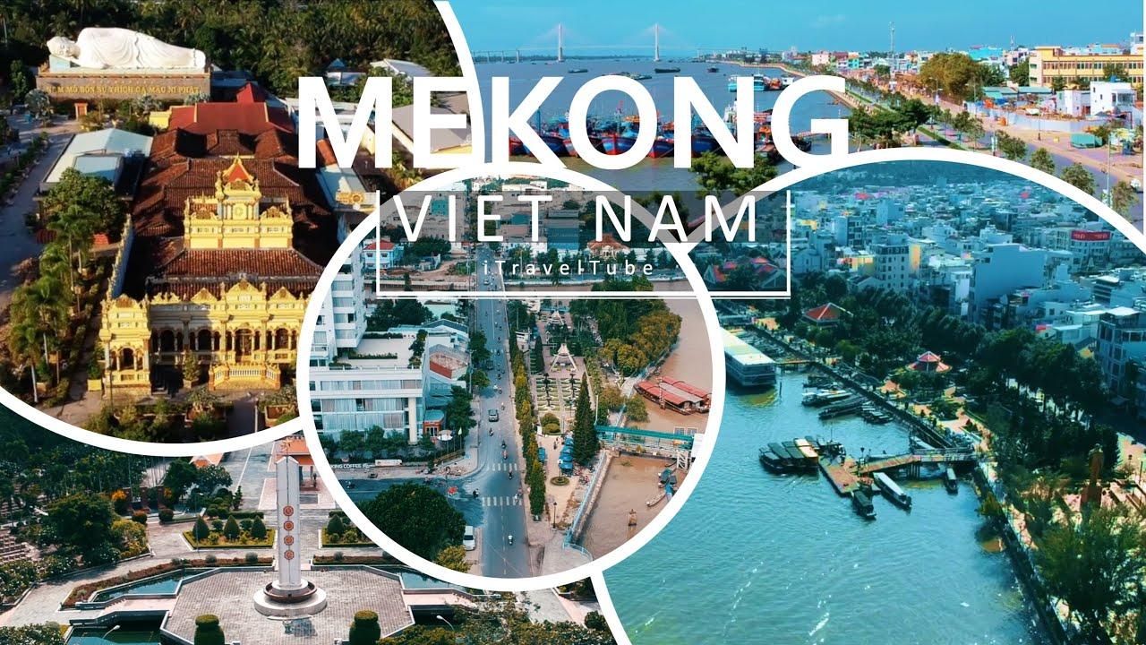 Mekong Delta Tour: Mỹ Tho – Bến Tre – Vĩnh Long – Cần Thơ | Du Lịch Miền Tây – ĐB Sông Cửu Long
