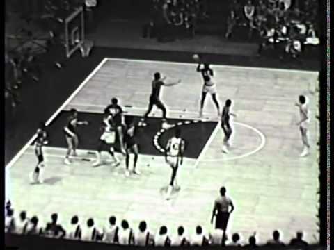 Chile vs Marquette 1972