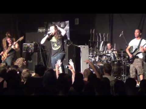 Veil Of Maya - FULL SET LIVE [HD] - The All-Stars Tour 2013