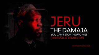 Jeru the Damaja You Can