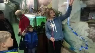 видео Чем  интересен  музей «Вселенная воды»?
