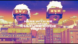 ARMNHMR - Here With Me (feat. Nevve) [Culture Code Remix] | Dim Mak Records