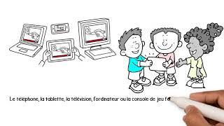 COMMENT GERER LES ENFANTS ET LES ECRANS #LITTLENAPPYAPPREND