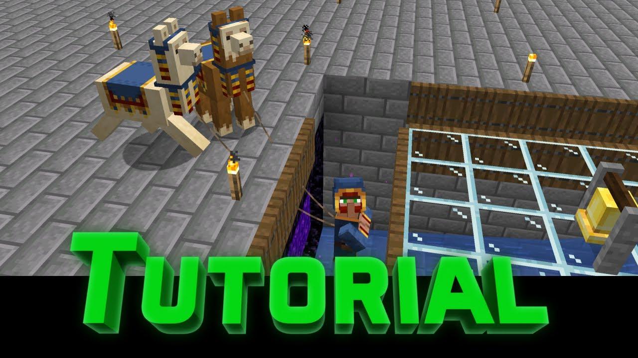 Wandering Trader Farm Tutorial - Get Dripleaf in Minecraft 1.17+!