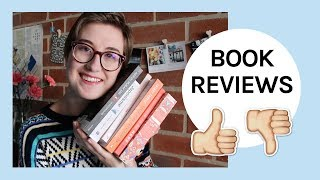 Recent reads | 1 bad and 5 good books 📚