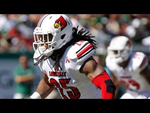Calvin Pryor Louisville Highlights ᴴᴰ