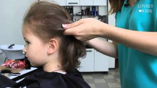 видео Косички на короткие волосы