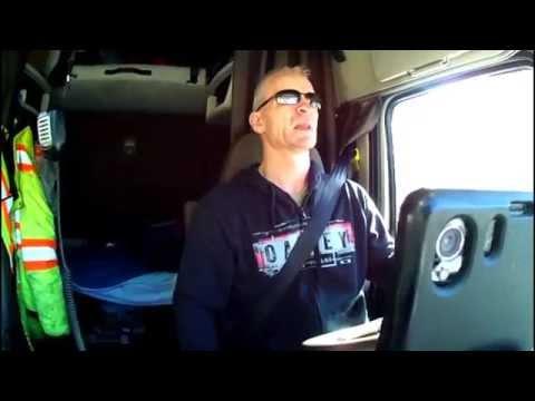 Road Trip - 2015-02-11 - Trucking