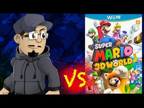 Johnny vs. Super Mario 3D World