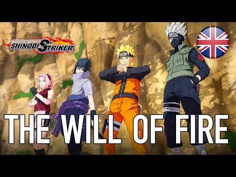 The Entire Naruto Ultimate Ninja Storm Saga Gets Bundled Up This Fall