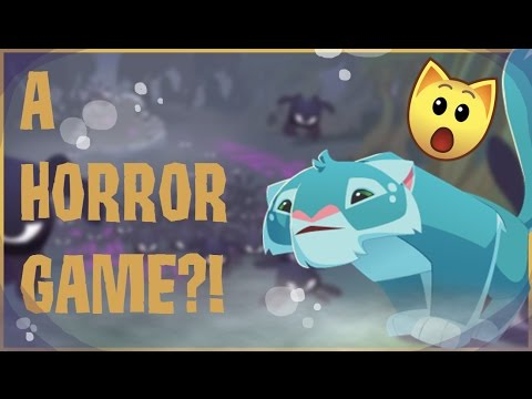 Why Animal Jam Is Secretly A Horror Game! (Animal Jam Skit)