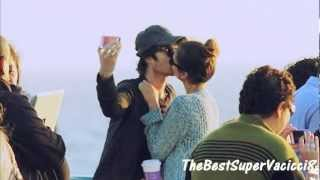 Ian & Nina \\ in Santa Monica 2012