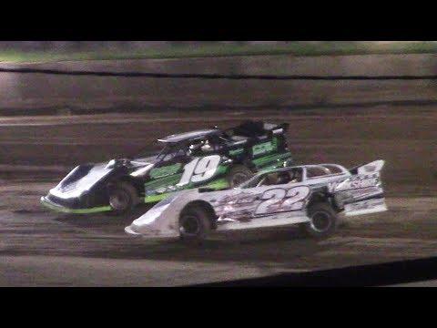 Super Late Model Heat One | Eriez Speedway | 7-16-17
