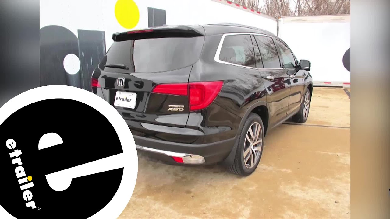 Best 2019 Honda Pilot Trailer Wiring Options - etrailer.com