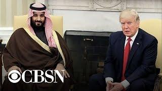 CIA believes Saudi crown prince ordered Khashoggi's murder