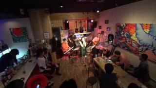 SPUNKY4 with SEIKO KITAGAWA / Eivissa Live at 秦野g109 2016.10.22 ...