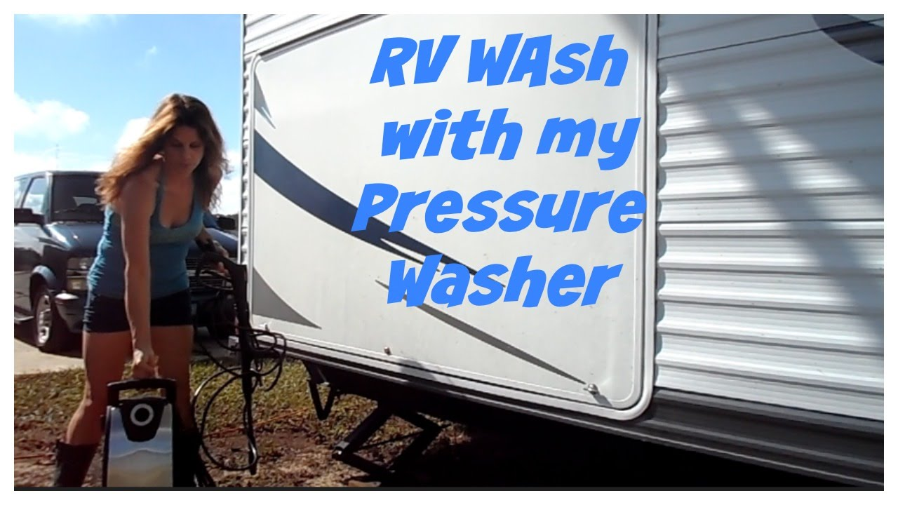 How to Wash an RV recommend