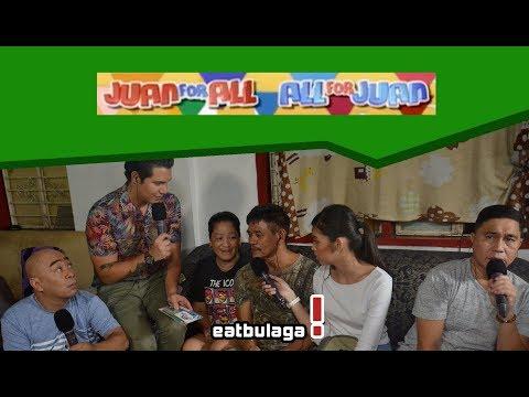 Juan For All, All For Juan Sugod Bahay | June 13, 2018