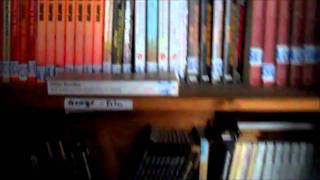 School Library (Paros Video Blog): Athena Study Abroad(Athena Study Abroad student Mallory Mellott is spending the semester on Paros Island, Greece. This video shows Mallory taking us to the school's library., 2010-12-15T01:38:14.000Z)