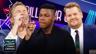 connectYoutube - Spill Your Guts or Fill Your Guts w/ Drew Barrymore & John Boyega