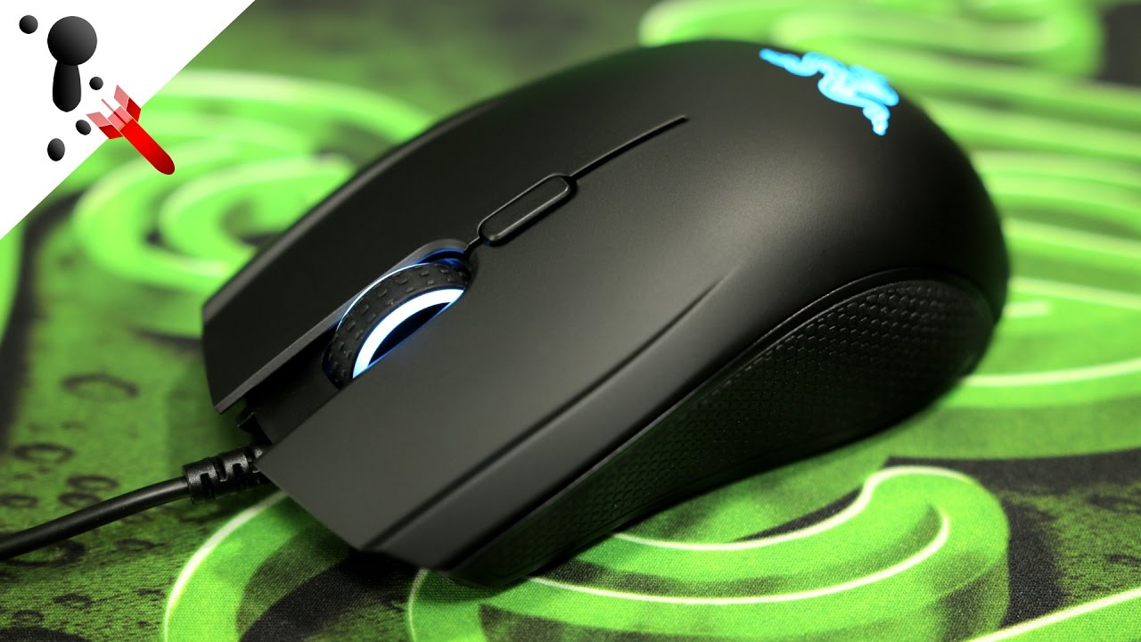 ed30270712f Razer Abyssus V2 Review (VS Abyssus 2014) - YouTube