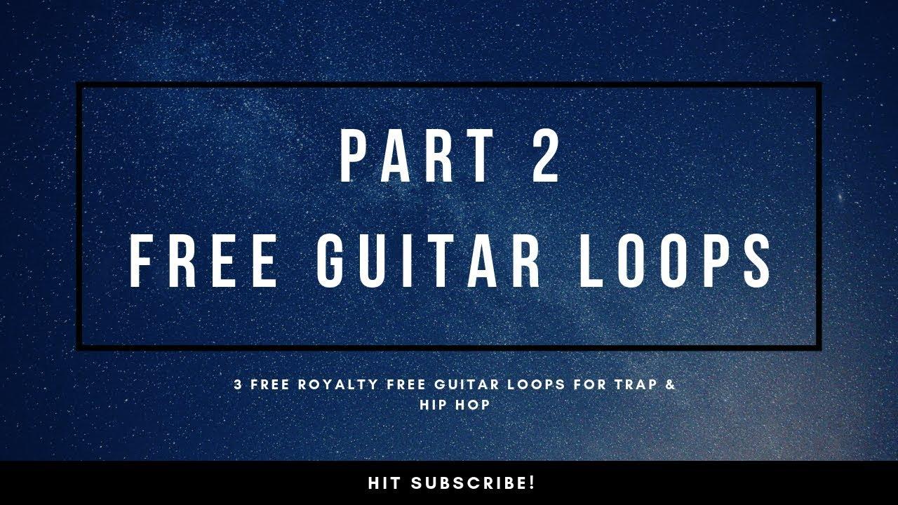 ▻ 15 freee guitar samples! Youtube.