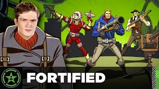 Let's Play - Fortified Part 1