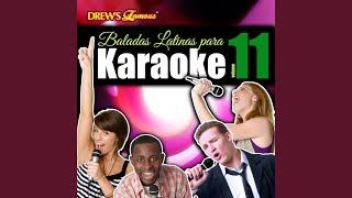 Cama De Rosas (Karaoke Version)