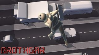 Down The Hole With A Bad Idea Turbo Dismount 2