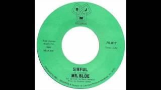 Mr Bloe - Sinful - DJM