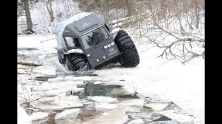SHERP Breaks Through Mississippi River!