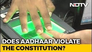 Can Aadhaar Be Made Compulsory? Supreme Court Decision Today