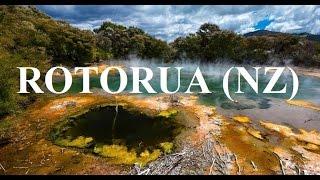 New Zealand- Rotorua (New Wonderland)   Part 3