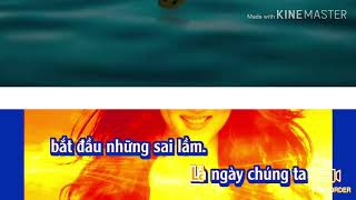 [Karaoke] Trái Tim Em Củng Biết Đau |Tone Nam Cao