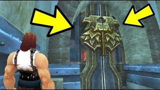 WoW - What's Behind The Locked Gate in Ironforge?