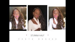 Outre Stunna Half Wig