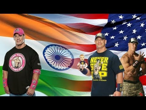 John Cena speaks  4 languages! [HINDI, CHINESE, ...]