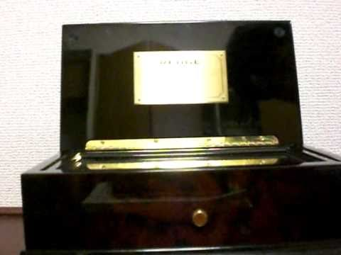 Canon in D  ~72 Notes Music Box~
