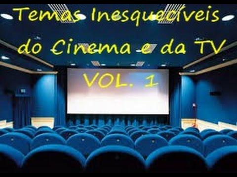 TEMAS INESQUECÍVEIS DO CINEMA E DA TV_Vol.1_COLETÂNEA