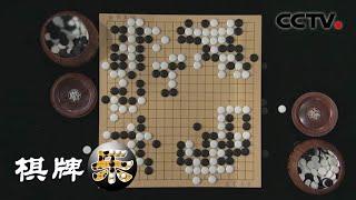 《棋牌乐》 2019年中国围棋甲级联赛季后赛:芈昱廷VS申真谞 20200701 | CCTV体育