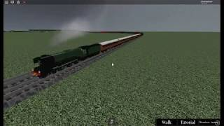 Longest Passenger train Possible? (ROBLOX)