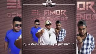 Gambar cover El Amor de mis sueños  C.J Bryant Lo king long play